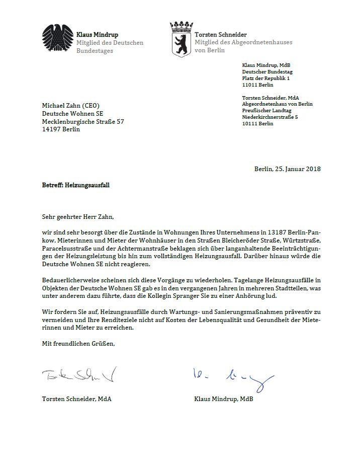 Deutsche Wohnen Lässt Mieter In Alt Pankow Frieren Torsten